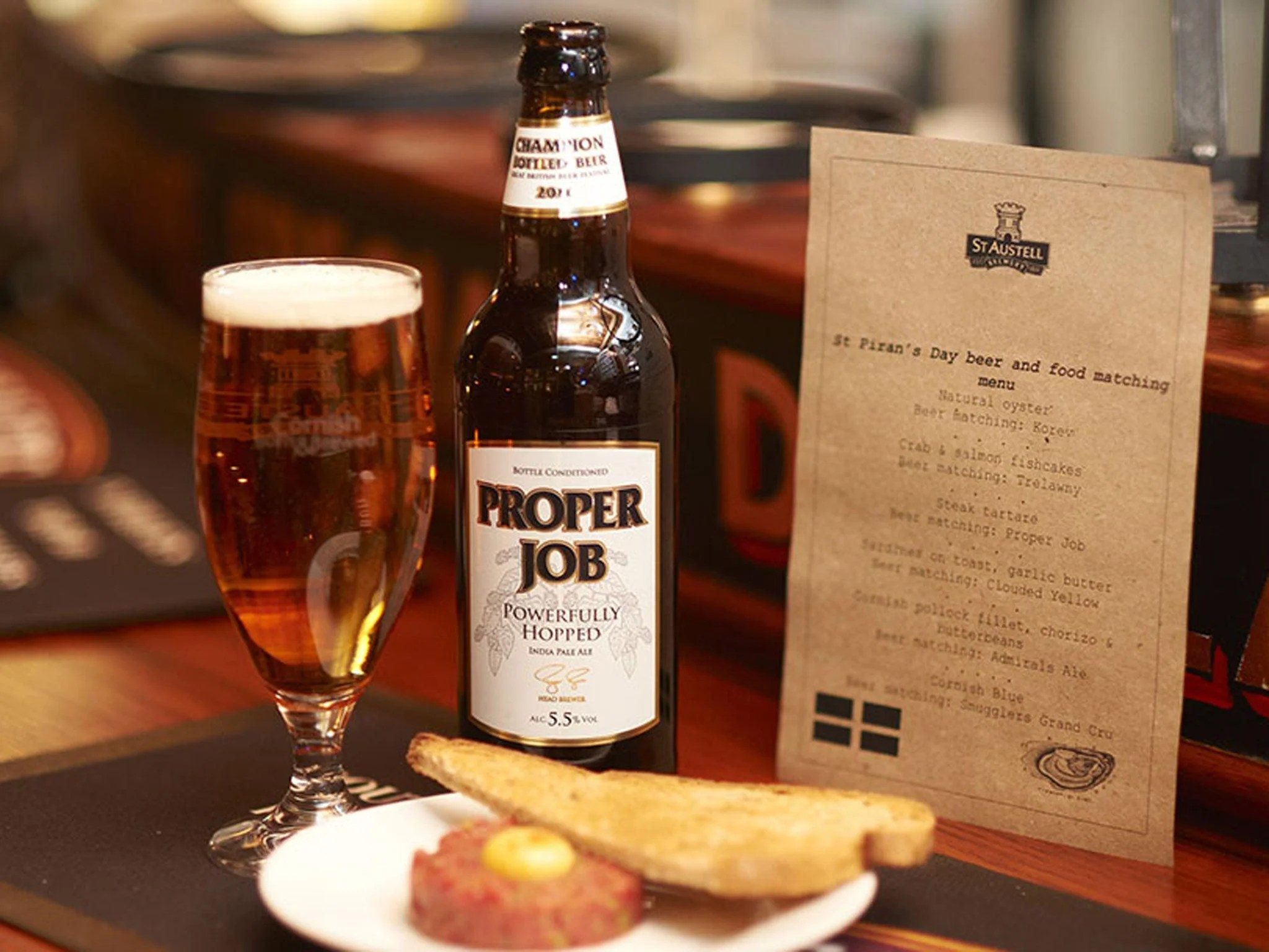 10 Best Traditional British Beers The Independent