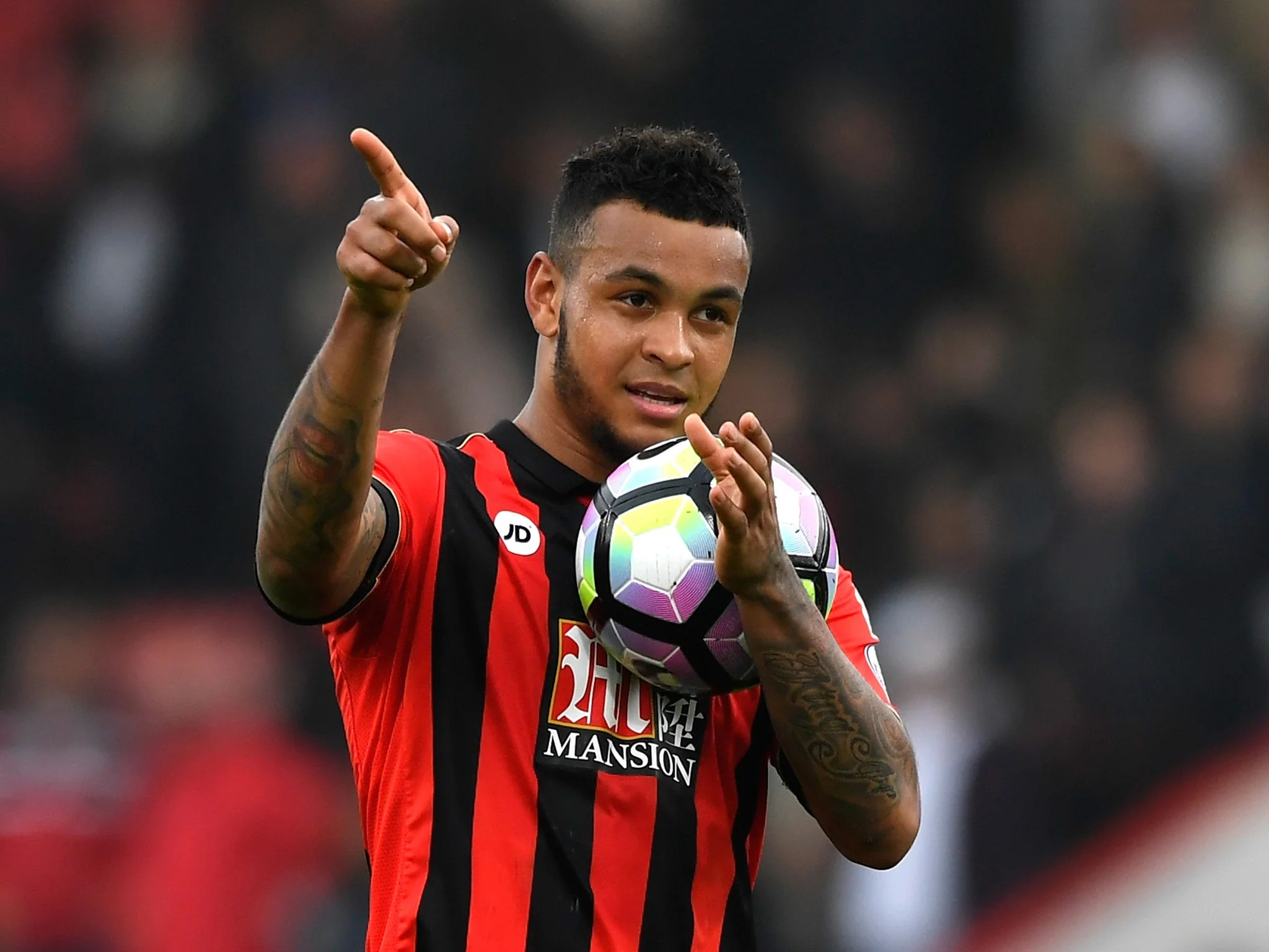 Josh King Celebrated His Hat Trick Against West Ham With Several Thousand Fantasy Managers