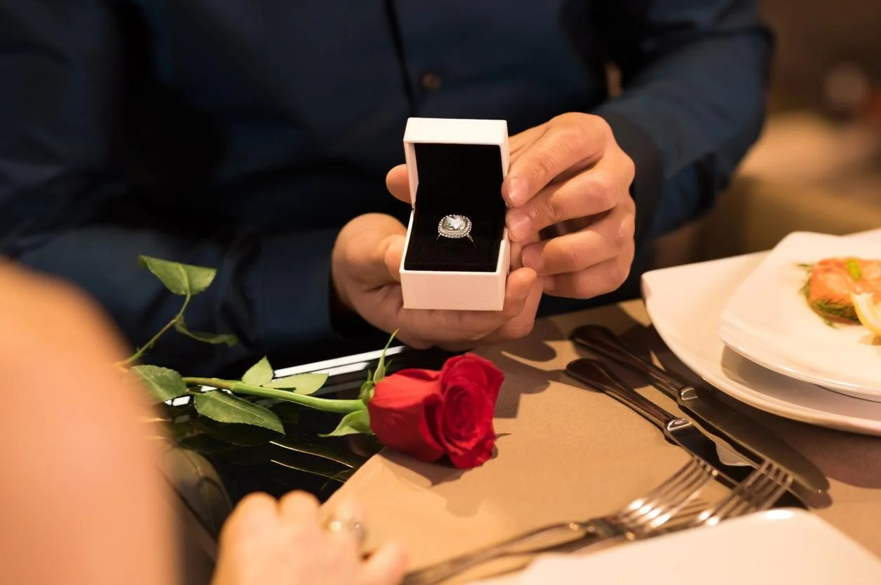 National Proposal Day 2018  The nine worst ways to propose to your     National Proposal Day 2018  The nine worst ways to propose to your partner