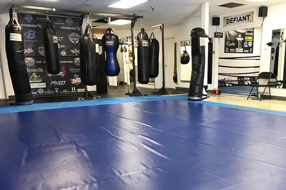 Man enters MMA gym with loaded gun - leaves in ambulance | The Independent  | The Independent