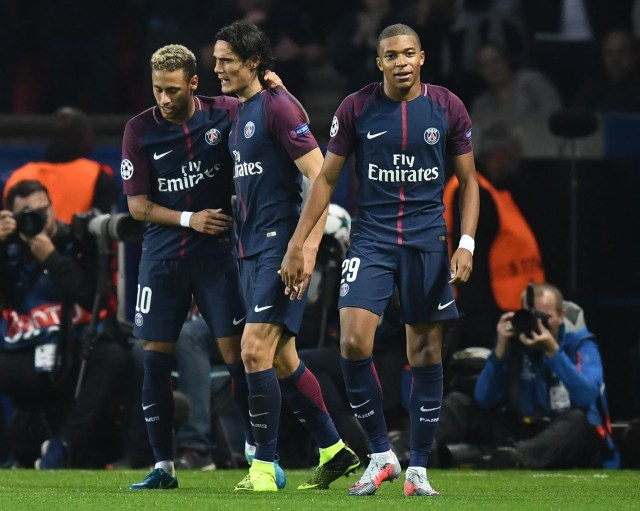 Image result for Mbappe and Neymar