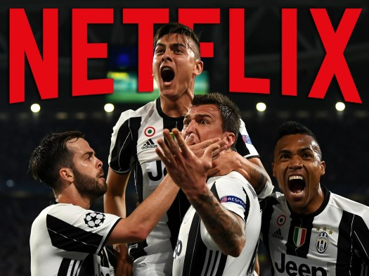 Juventus to star in fly-on-the-wall Netflix documentary ...