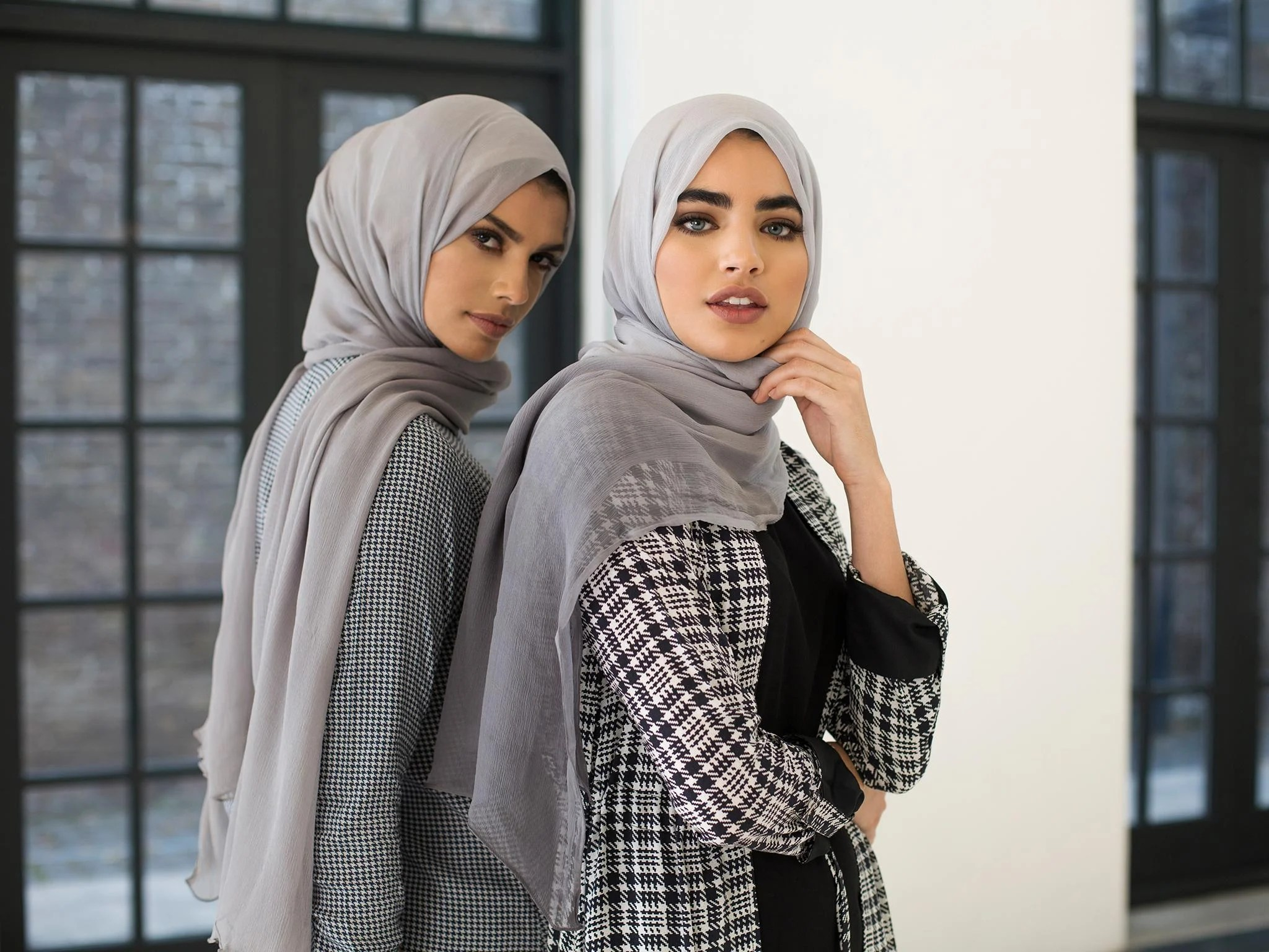 Modest fashion  How covering up became mainstream   The Independent Modest fashion  How covering up became mainstream