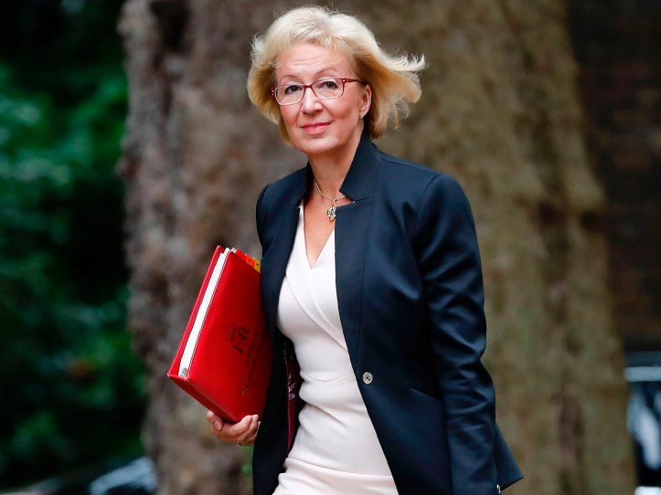 The Independent Andrea Leadsom refuses to say Theresa May will still be prime minister next week if Brexit deal defeated | The Independent