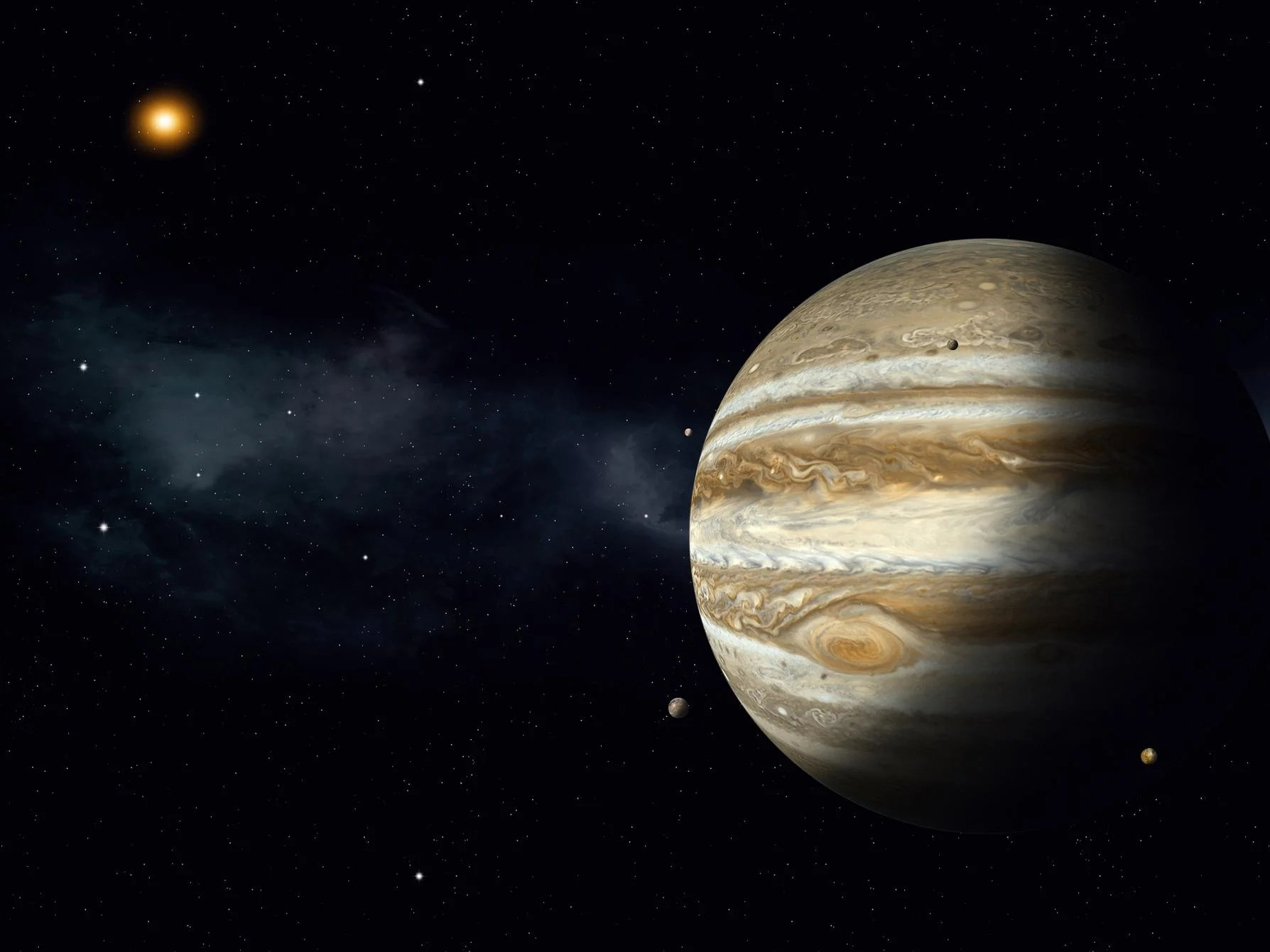 Jupiter And Mars To Appear Side By Side In Uncommonly