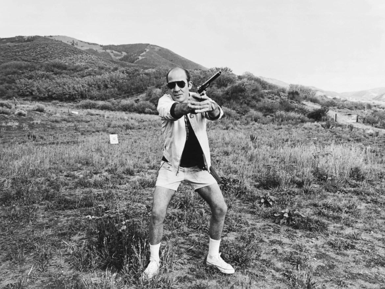 Image result for hunter s thompson 1970's