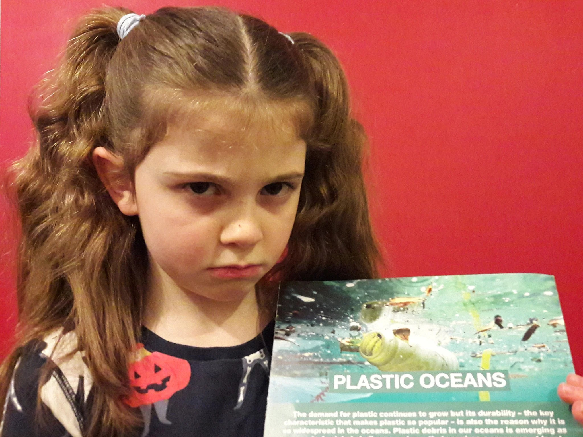 Bbc Blue Planet Viewers Receive Posters Warning Of Dangers