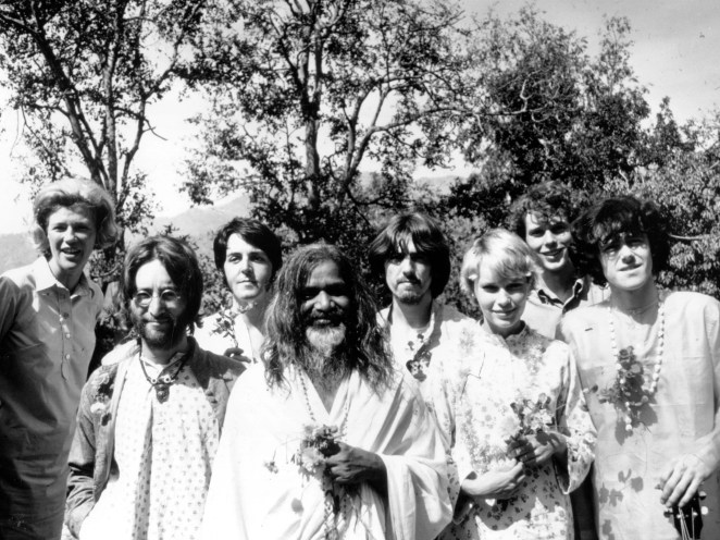 The Beatles in India: Recollections at the opening of a Liverpool  exhibition | The Independent | The Independent