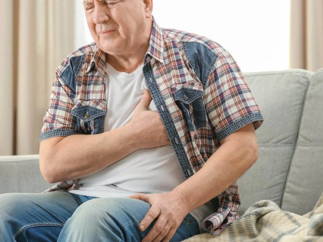 Public Health England has said those whose heart age exceeds their actual age risk ending up in an early grave or developing disease