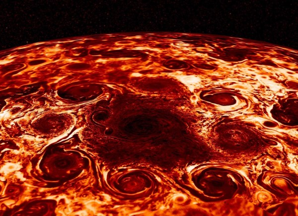 Nasa reveals latest pictures of Jupiter, showing planet ...