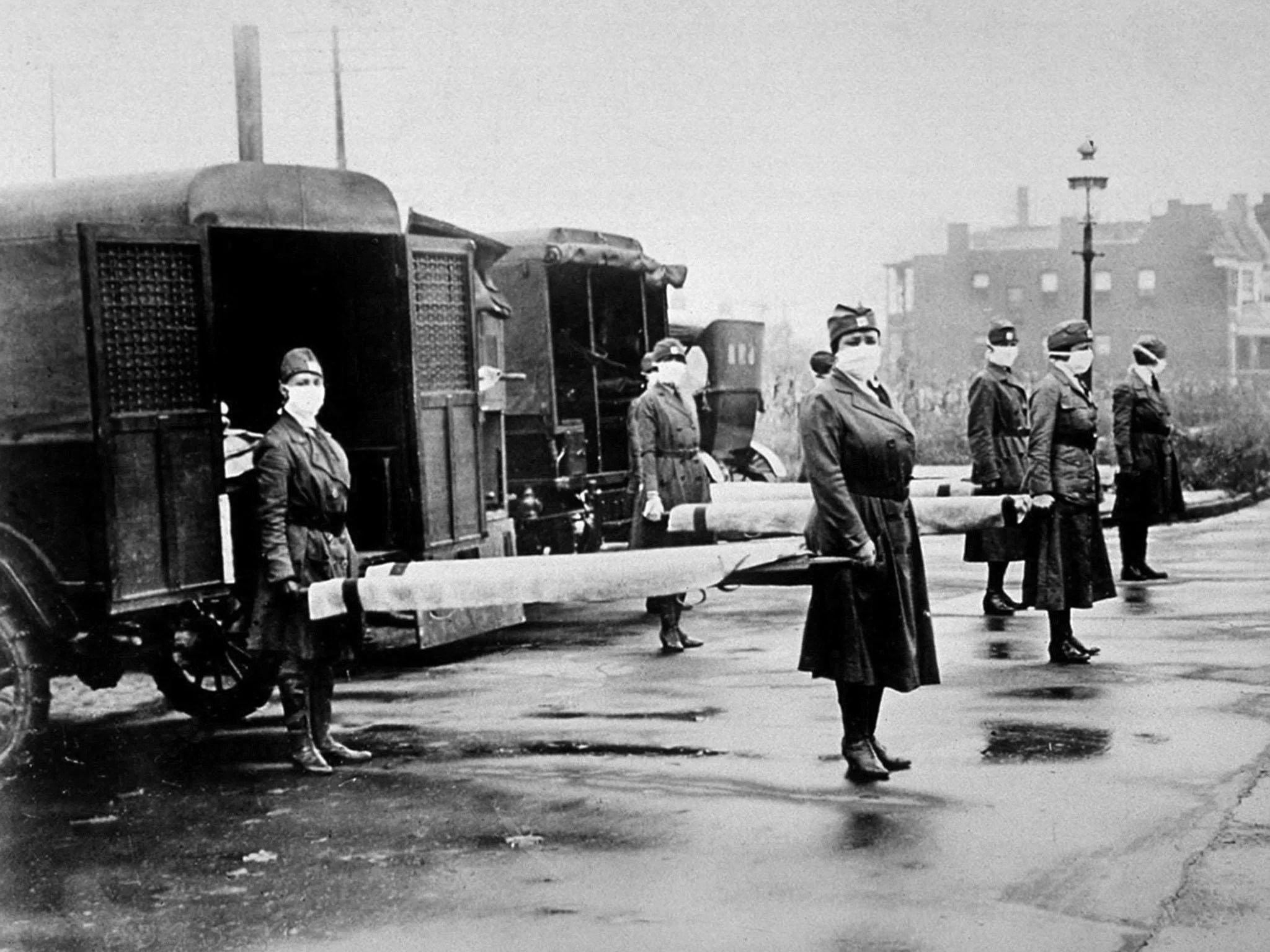 One Hundred Years On From The Spanish Flu We Are Facing Another Major Pandemic