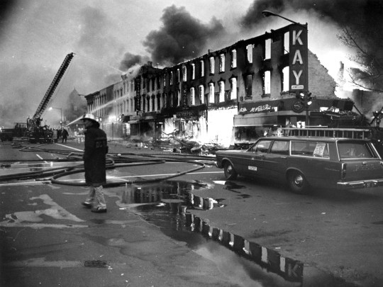 Image result for images 1968 dc riots