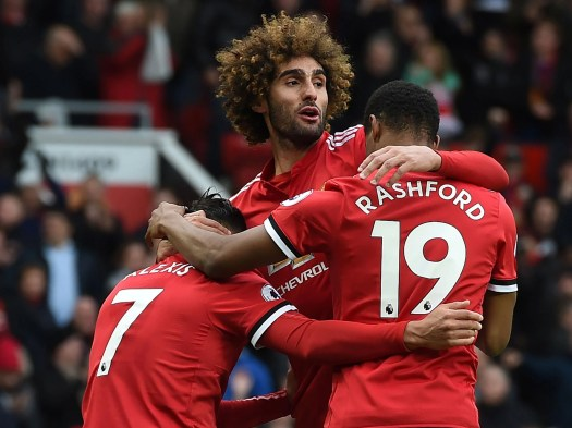 Manchester United vs Arsenal LIVE: Latest score and goal ...