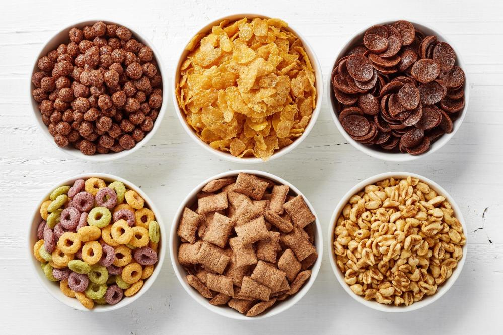 Image result for breakfast cereals