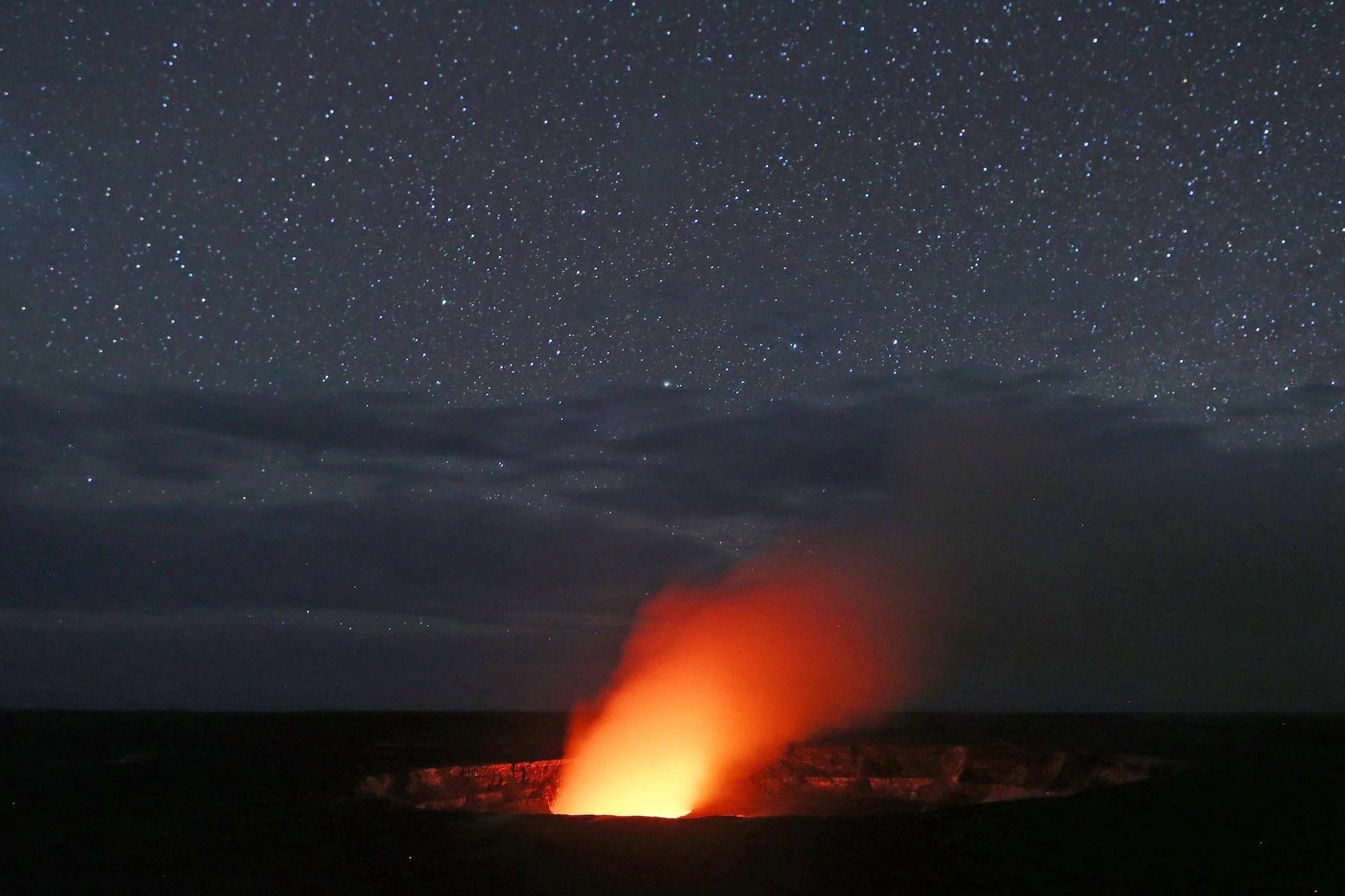 Hawaii Volcano 3d Video Shows Stunning Size Of Huge Kilauea Lava Lake That Threatens Island