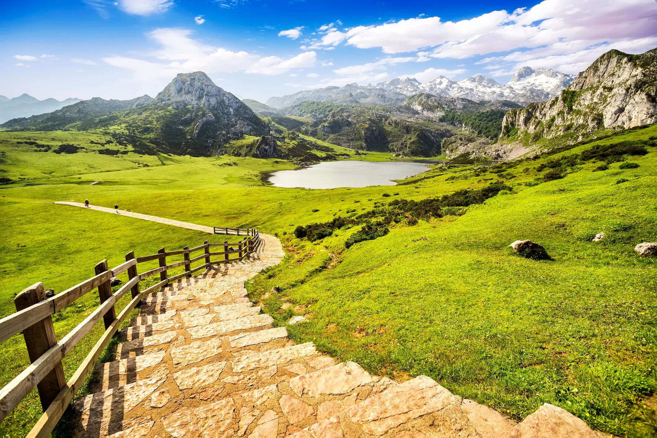 Picos De Europa Is This Jaw Dropping Mountain Range Spain