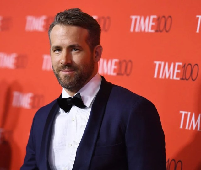 Ryan Reynolds Opens Up About Lifelong Struggle With Anxiety Ill Look For The Joke In Things So That I Dont Look For The Sadness And The Grief