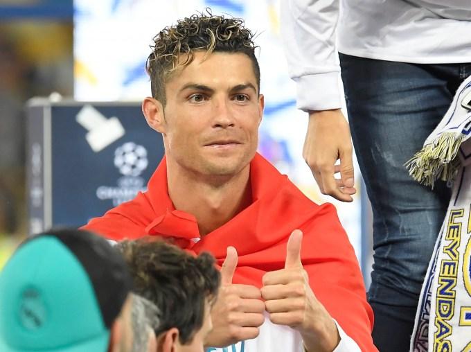 cristiano ronaldo: real madrid star wants champions league to rename