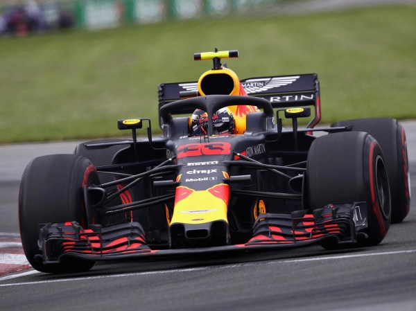 Red Bull agree to use Honda engines from 2019 F1 season to ...