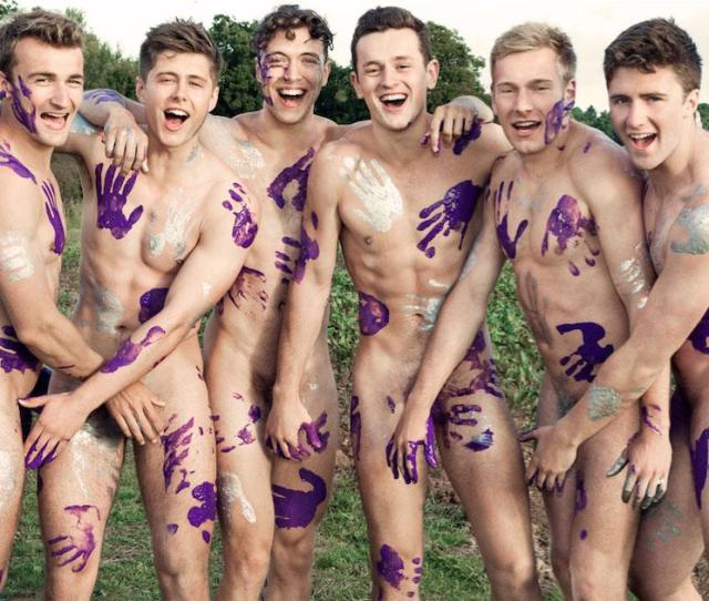 Instagram Accused Of Sexism After Suspending Account Used To Promote Male Naked Charity Calendar
