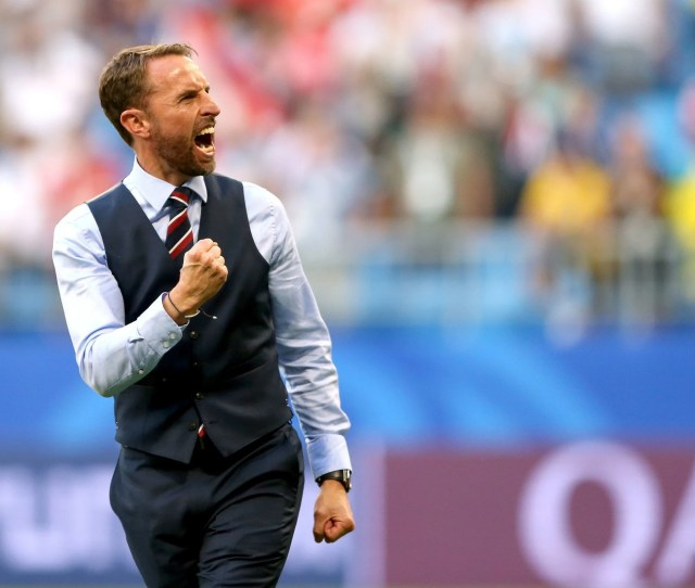 Gareth Southgate Has Led England To The World Cup