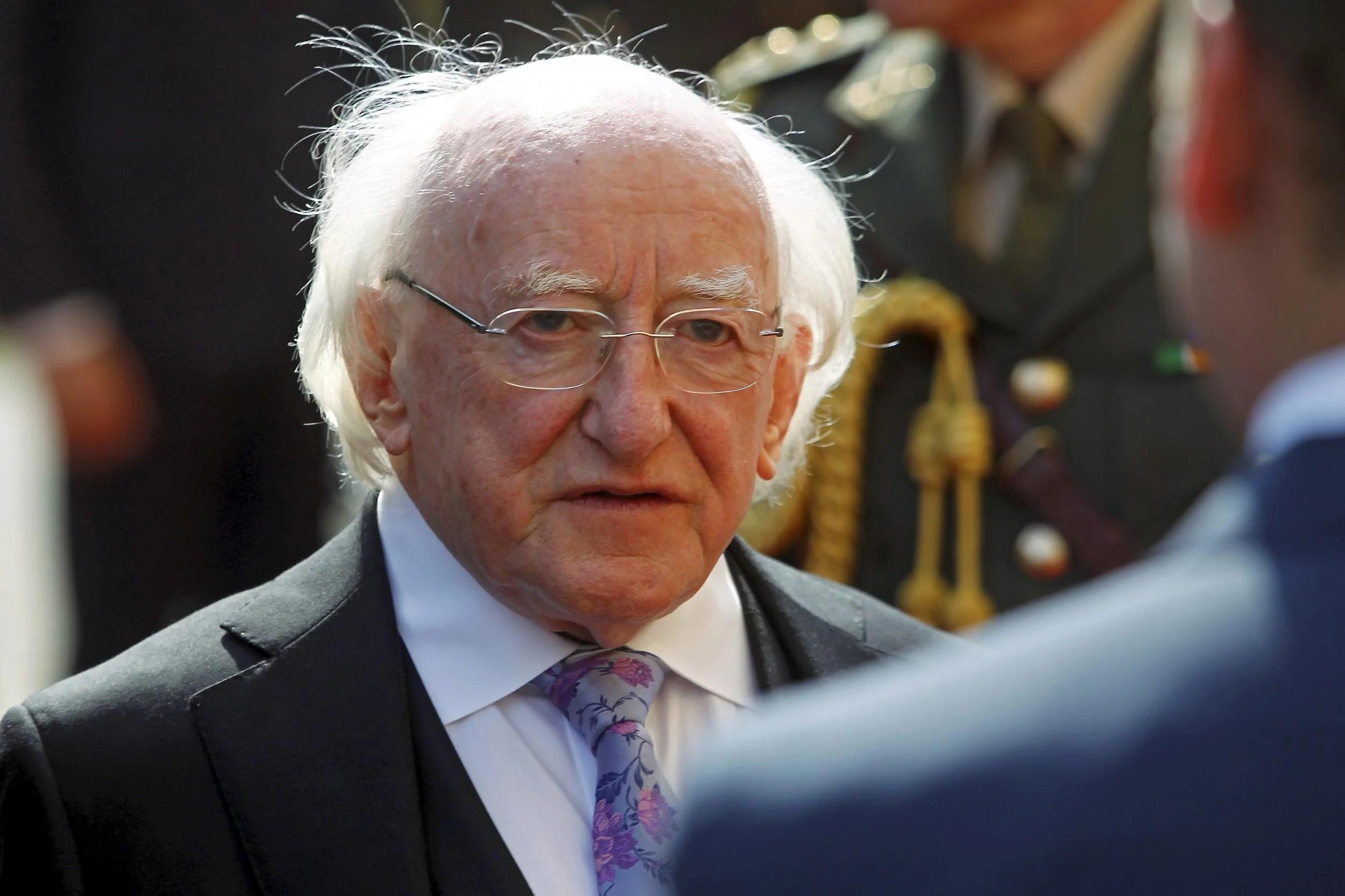 Irish Presidential Election 2018 Who Is Incumbent Michael