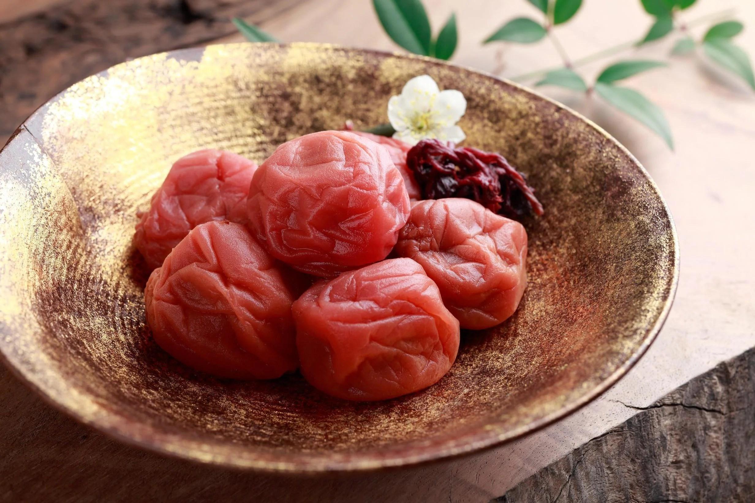 Umeboshi paste is healthy and versatile (Stock)