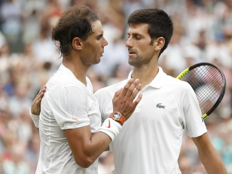 Image result for Novak to Reclaim World No 1 ranking after Rafael Nadal pulls out of Paris Masters