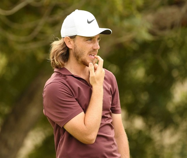 Fleetwood Surrenders As Reed Surges Into Shared Lead With Willett