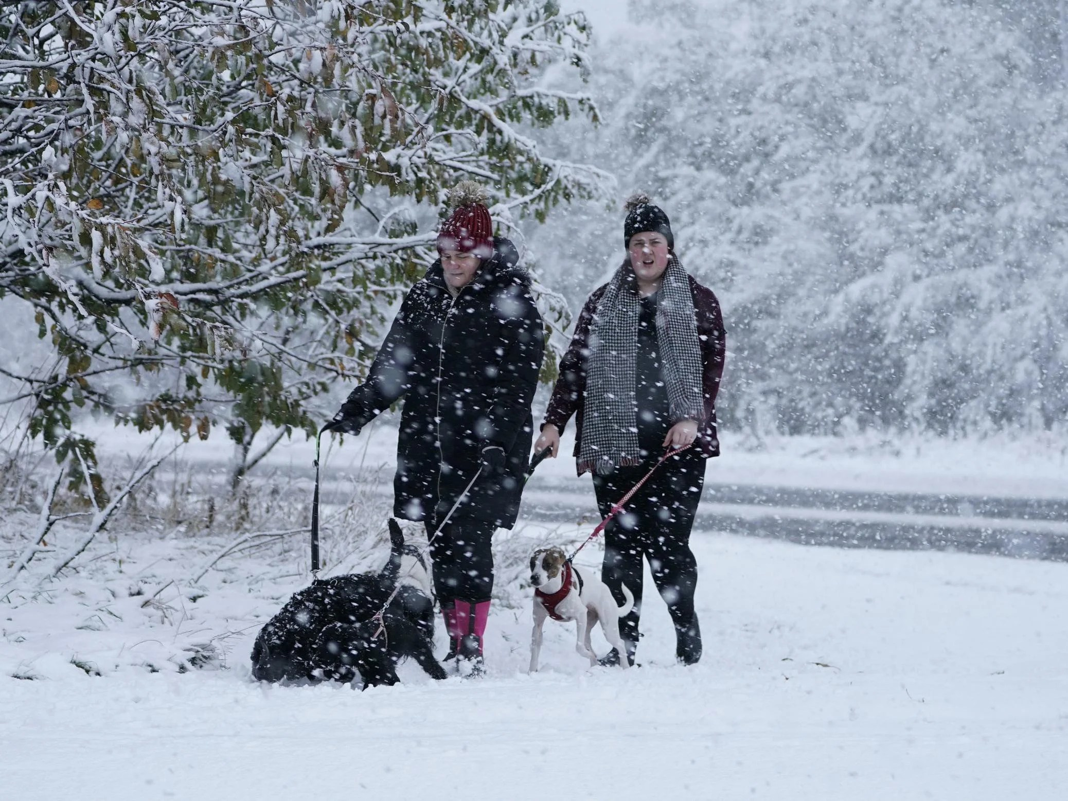 Uk Weather Forecast Snow And Bitter Temperatures Set To