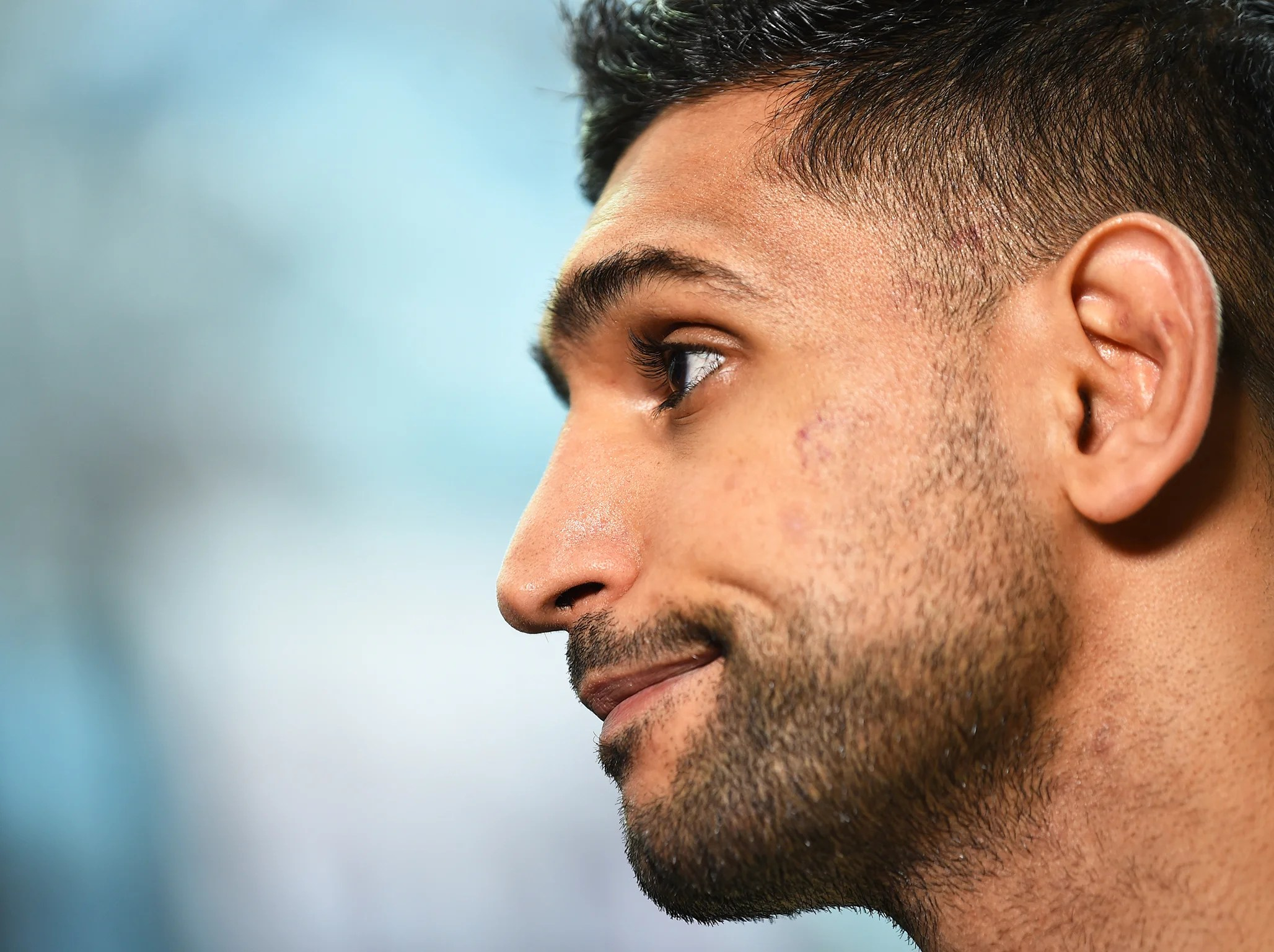 Amir Khan Claims He Is Close To Terence Crawford Title Fight Putting Kell Brook Plans On Backburner