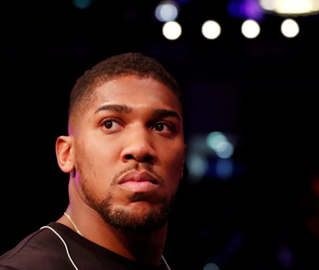 Joshua Ready To Announce Next Opponent And Could Fight In America