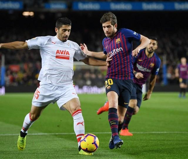Barcelona Vs Eibar Lionel Messi Reaches Milestone As Hosts Clinch