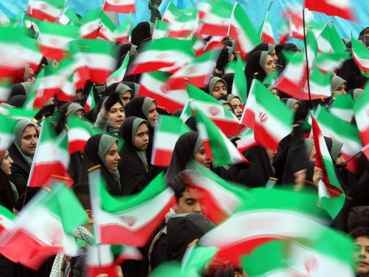Image result for Iran  Five Countries Where It Is Illegal To Celebrate Valentine Iran revolution anniversary 0