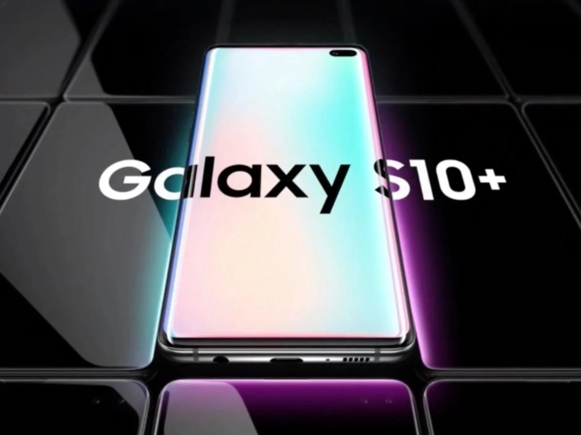 Image result for samsung s10 plus