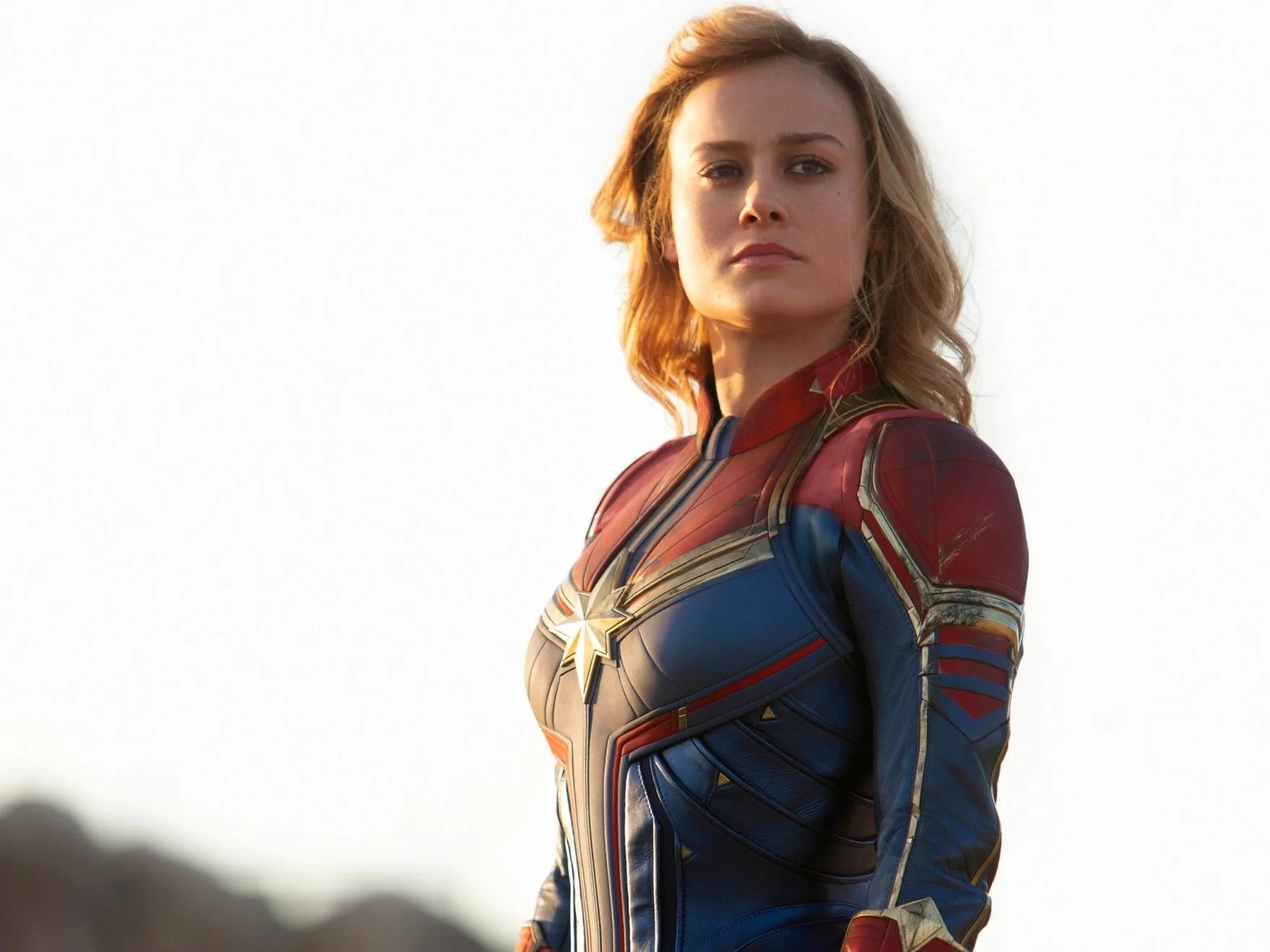 captain marvel delivers a perfect answer to her trolls | the independent