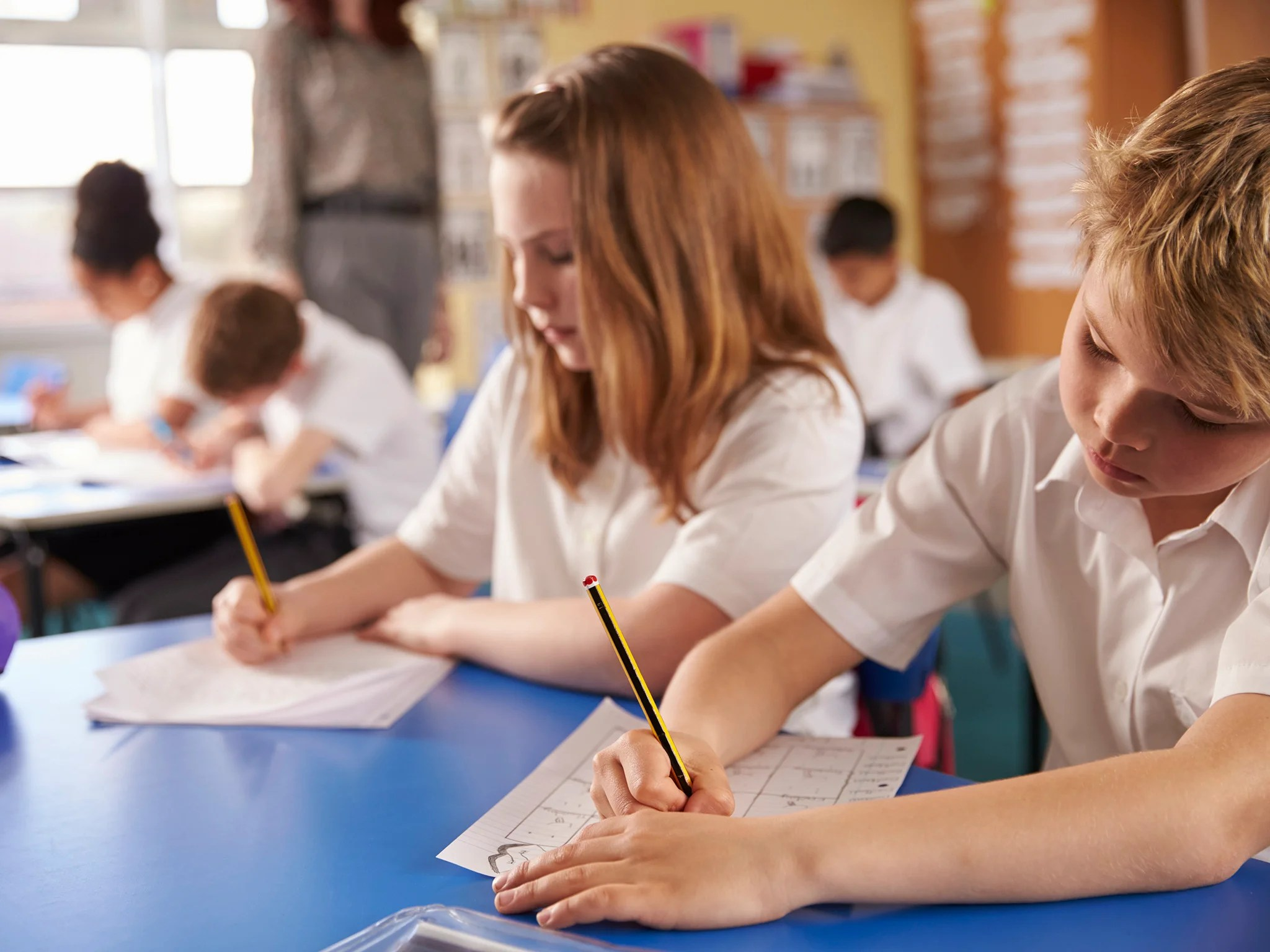 Can You Answer These Maths Questions Aimed At 11 Year Olds