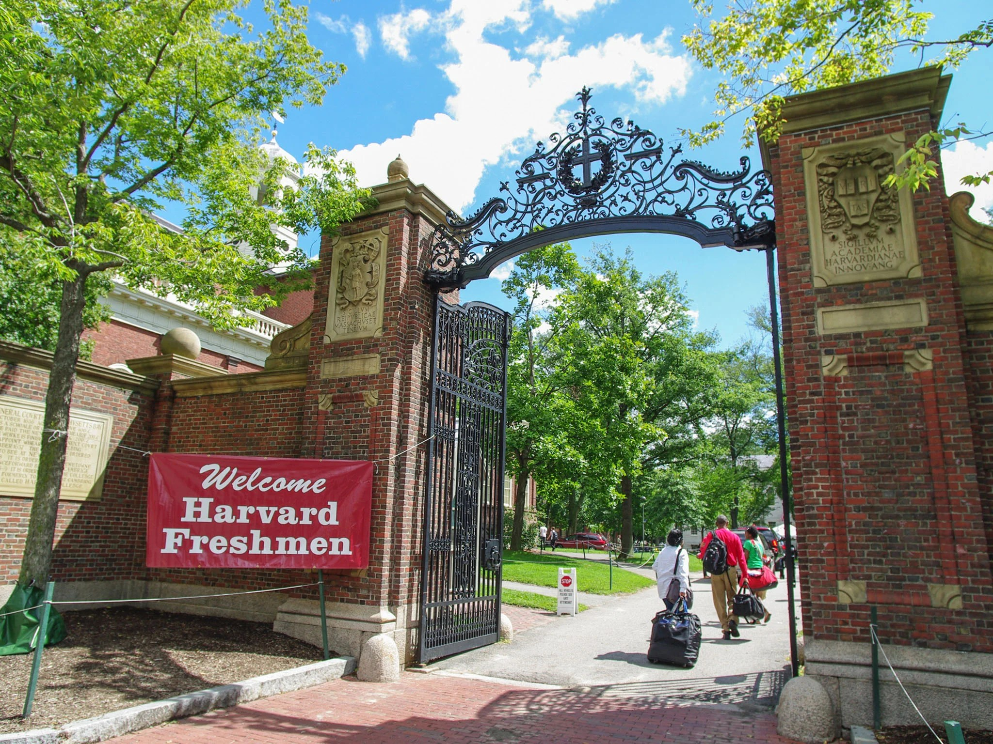 Trump launches scathing attack on Harvard University for keeping classes online 5