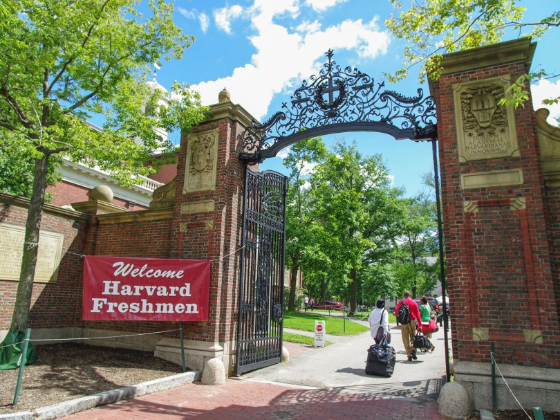 Trump Launches Scathing Attack On Harvard University For Keeping ...