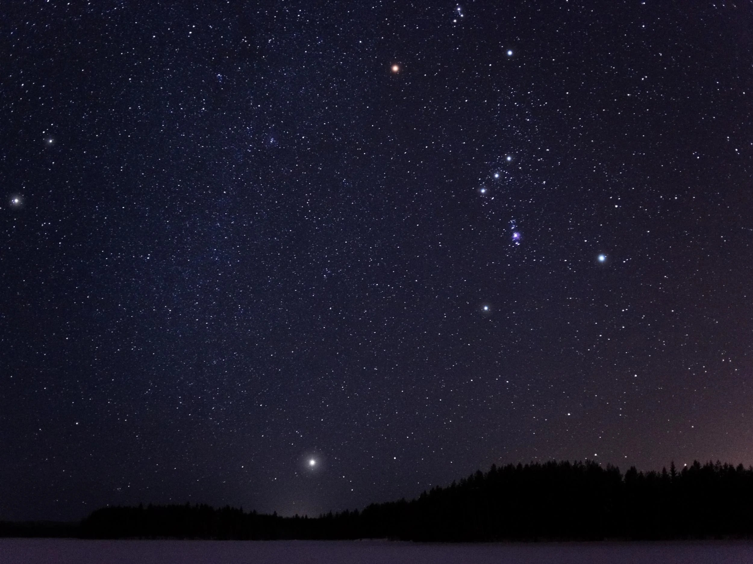 Stars Lost Behind Light Pollution For Majority Of People In England Census Shows