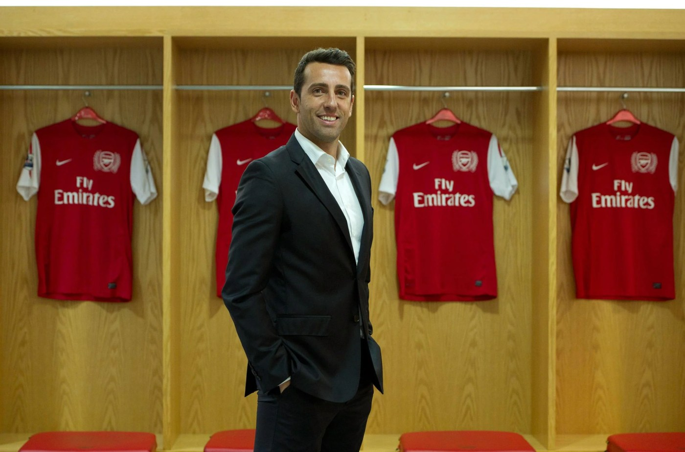 Edu Gaspar 'accepts offer' to become Arsenal sporting director | The  Independent | The Independent
