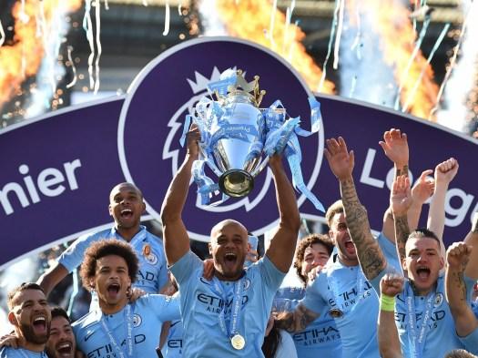 Man City win Premier League: Pep Guardiola's side come ...