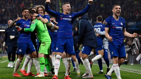 Chelsea 2018/19 player ratings