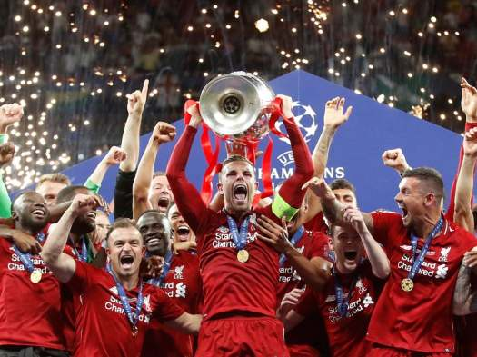 Champions League final result: Liverpool lift sixth ...
