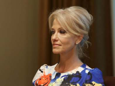 Kellyanne Conway is accused of violating the Hatch Act by attacking Democratic candidates while speaking in her official role