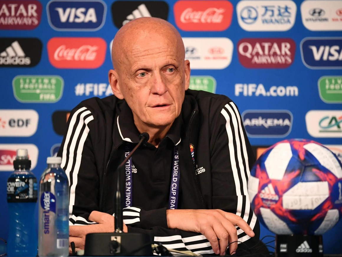 Pierluigi Collina - latest news, breaking stories and comment ...