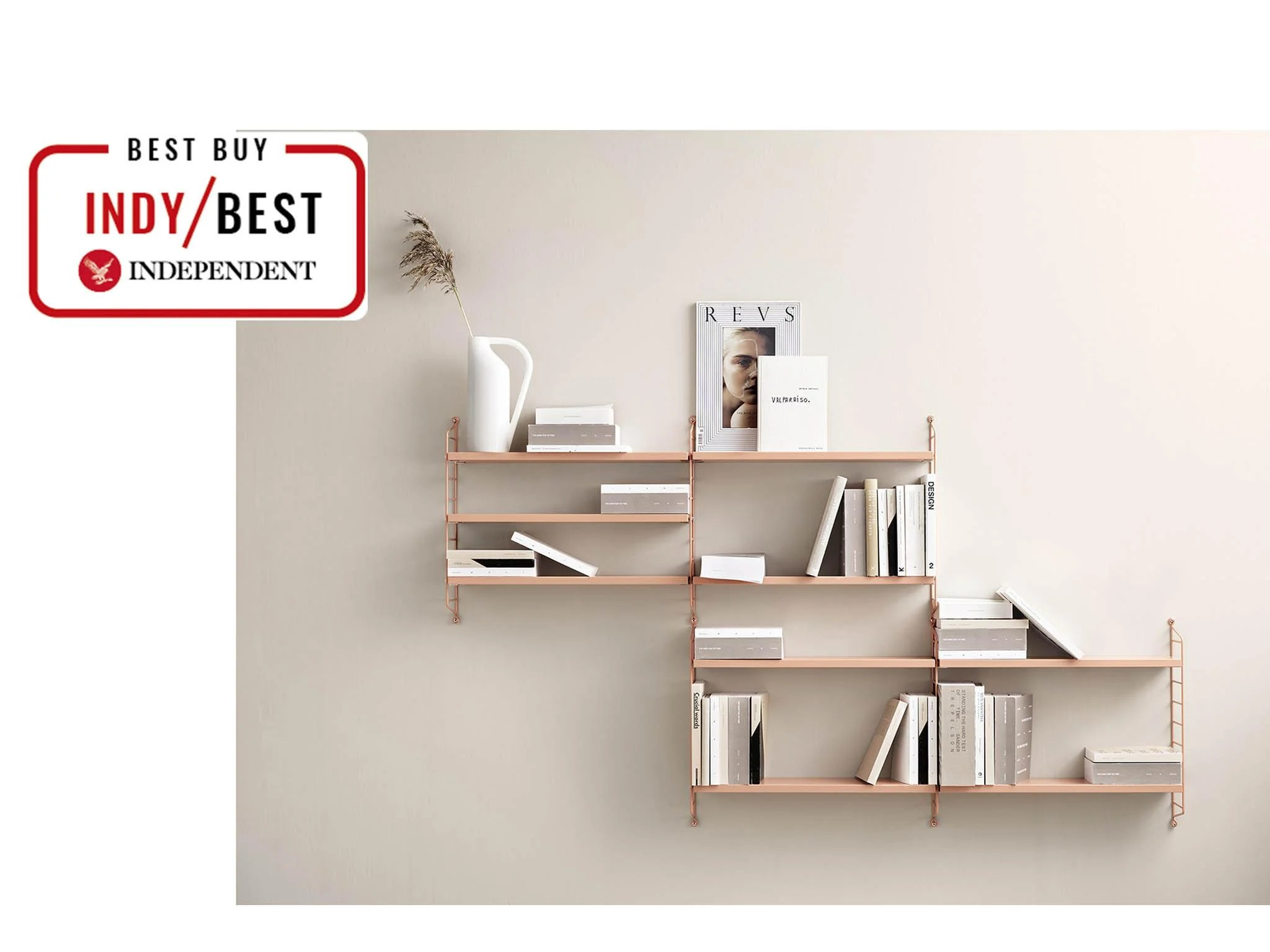 Best Modular Shelving Units To Maximise Your Living Space