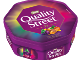 Quality Street tubs shrink again as new chocolate added to mix ...