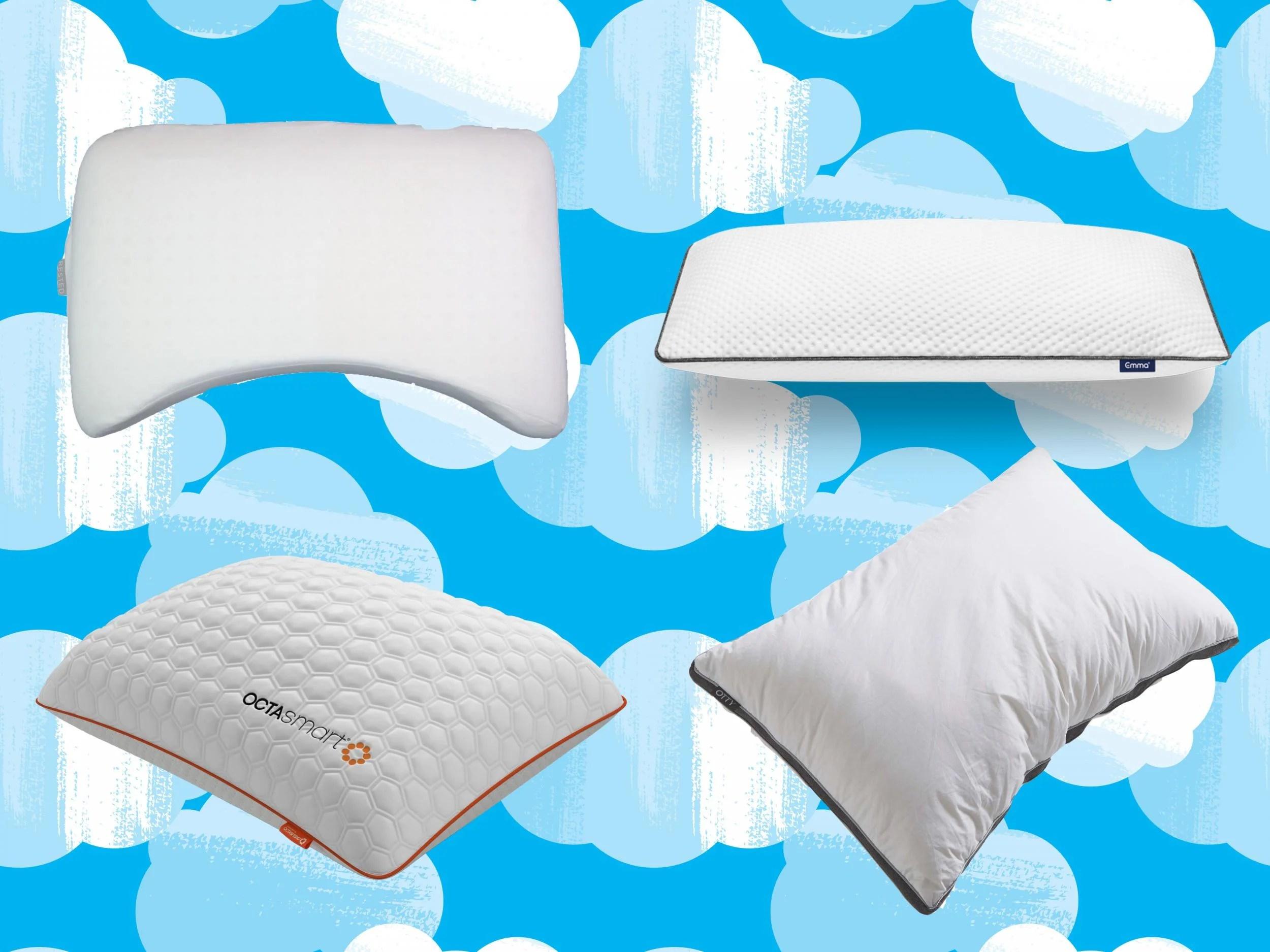 memory foam v pillow cheaper than