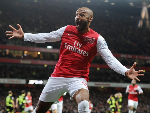 Arsenal vs Leeds: Remembering Thierry Henry's FA Cup winner in 2012 | The Independent | The Independent